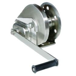 Treuil de levage manuel avec frein automatique