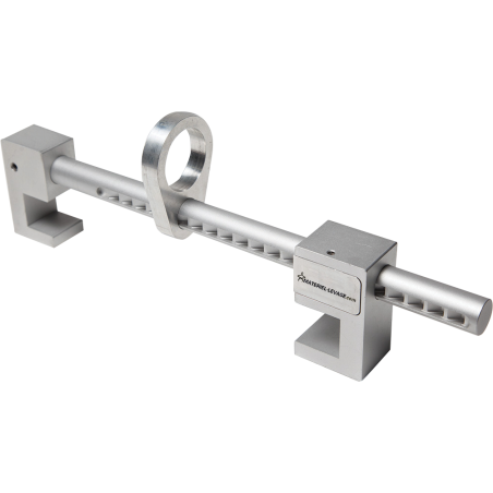 Dispositif d'ancrage en aluminium