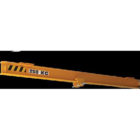 Monorail droit