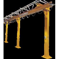 Structure autoportante - portique