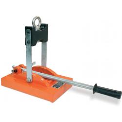 Transporteur magnétique pour tôles et plaques fines