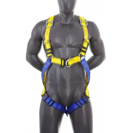 Harnais de sécurité antichute avec boucle d'évacuation EN361/EN1497 - face