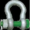 Manille de levage lyre boulonnée Green Pin®
