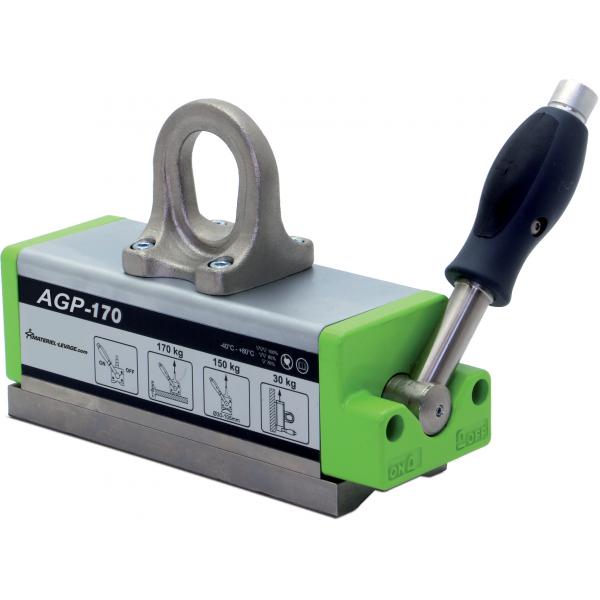 Aimant permanent pour tôles fines (3-15 mm)
