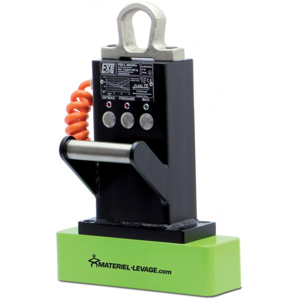 Aimant électro-permanent pour poutrelles