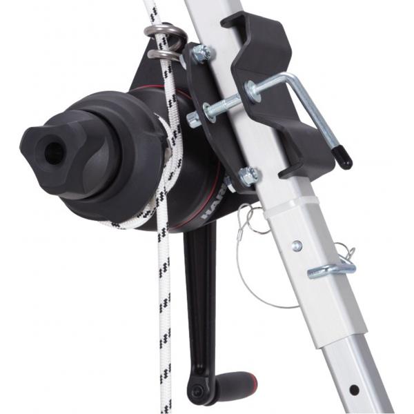 Treuil de sauvetage à corde (1 personne)