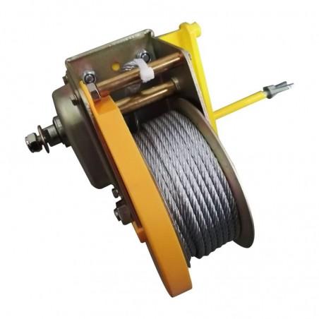 Treuil de sauvetage à câble