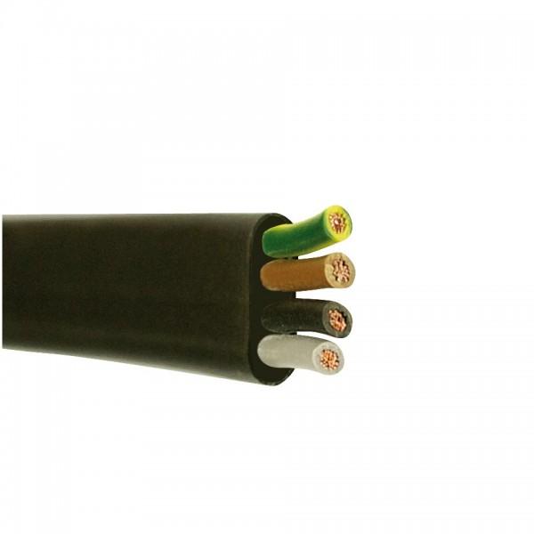 Câble d'alimentation sous tube