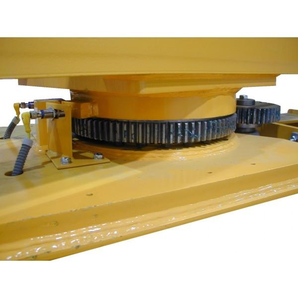 Dispositif d'orientation 330° - Pince a bobine