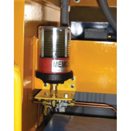 Dispositif de graissage centralisé - Pince à bobine